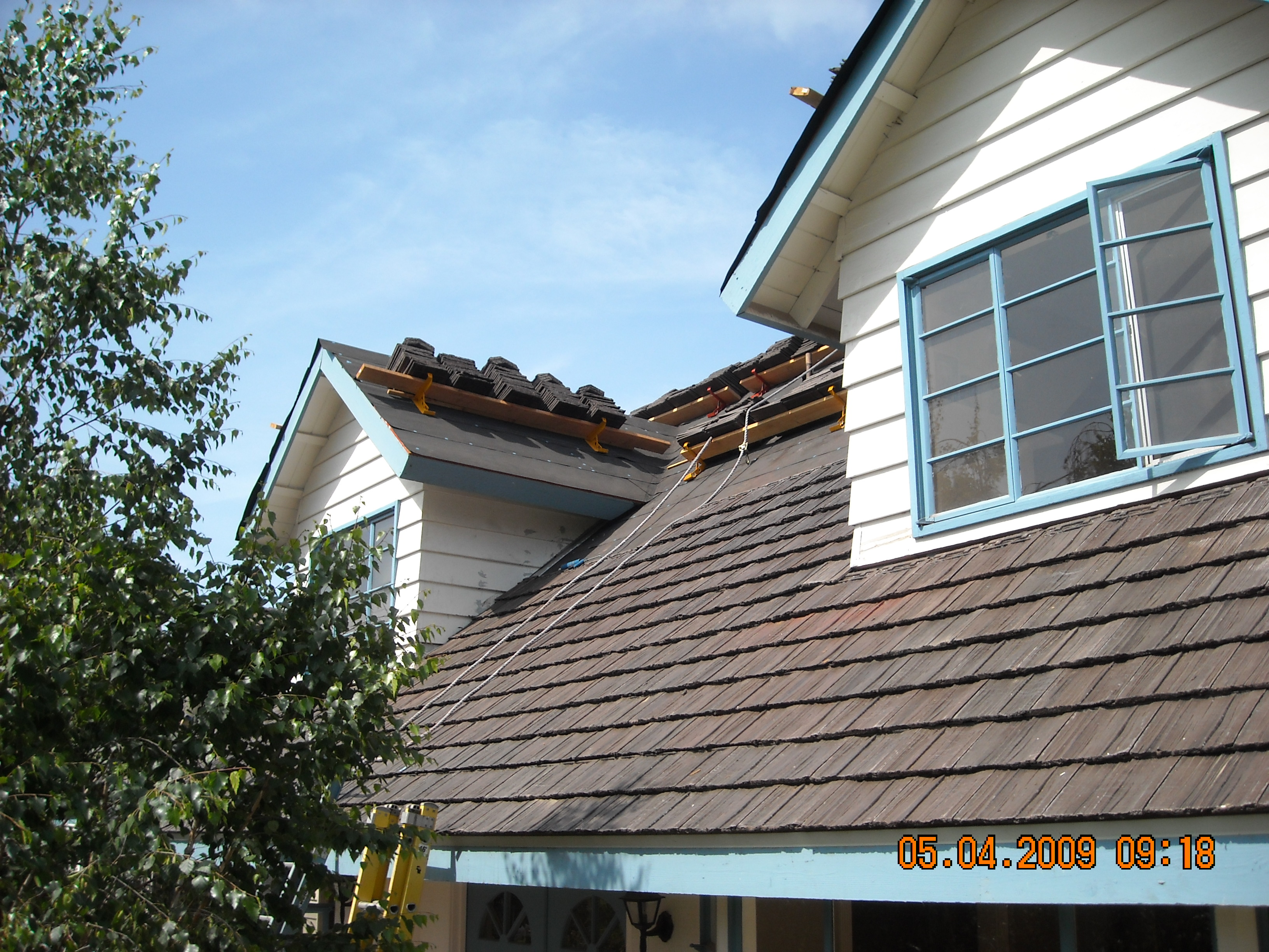 A 1 all american roofing company san diego licensed for American house styles roof